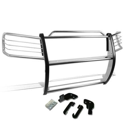 Pleasing For 05 15 Titan A60 Armada Wa60 Front Bumper Protector Brush Grille Guard Chrome 06 07 08 09 10 11 12 13 14 Walmart Com Gmtry Best Dining Table And Chair Ideas Images Gmtryco