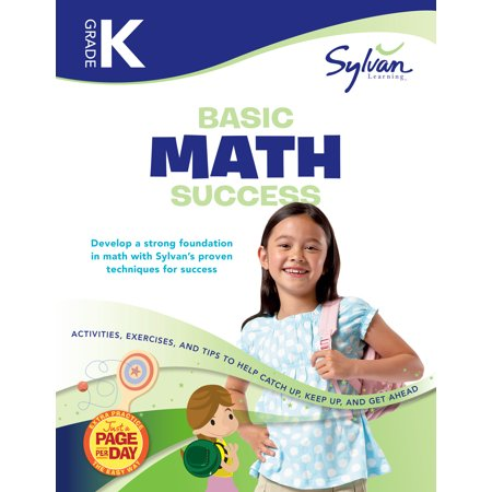 Kindergarten Basic Math Success Workbook : Activities, Exercises, and Tips to Help Catch Up, Keep Up, and Get Ahead (Halloween Maths Activity Sheets)