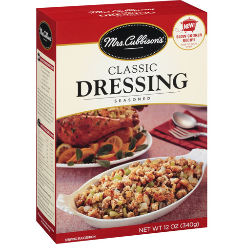 Mrs. Cubbison's Seasoned Dressing, 12 oz