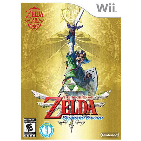 Cokem International Preown Wii Legend Zelda:skyward