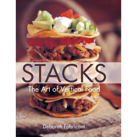 Stacks: The Art of Vertical Food - Quick And Easy Halloween Appetizers