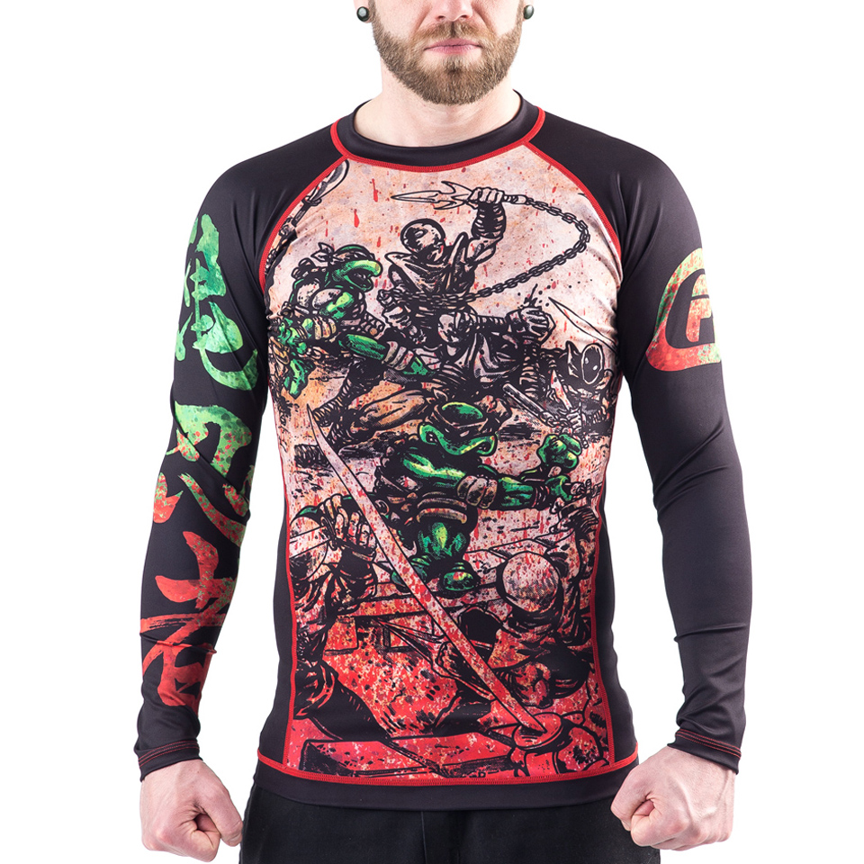 X-Small Fusion Batman Thwack Kids Compression Shirt Rash Guard Short Sleeve