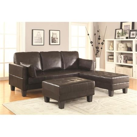 Coaster Company 300204 Ellesmere Contemporary Sofa Bed Group with 2 ...