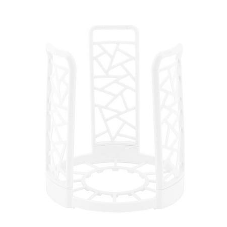 Uxcell Bowl Rack Drying Organizer Storage Holder Plastic Kitchen Restaurant -