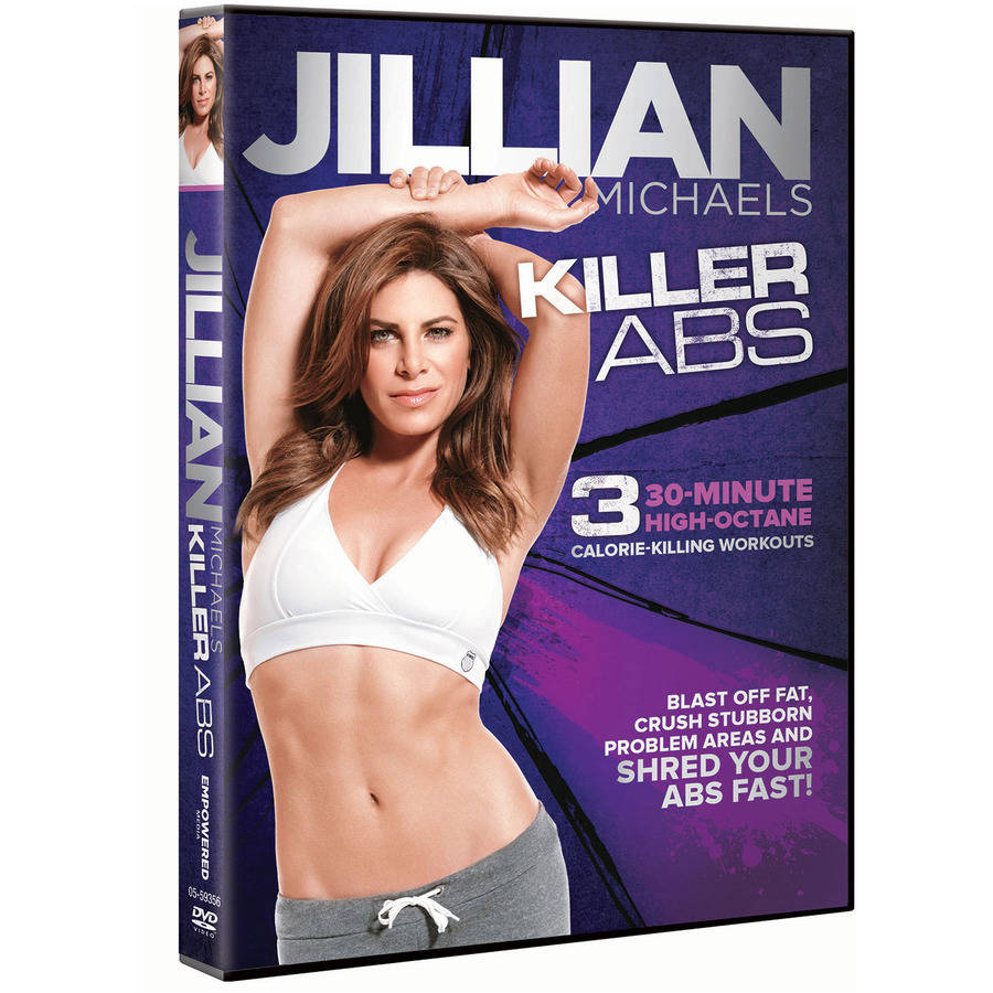 Jillian Michaels: Killer Abs, Widescreen