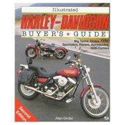 Illustrated Harley-Davidson Buyer's Guide