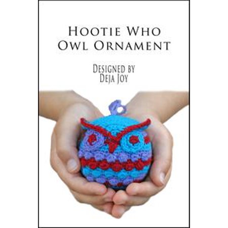 Hootie Who Owl Ornament - eBook