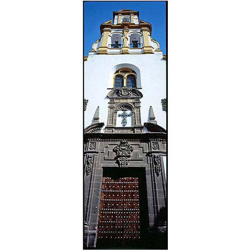 "Trademark Art ""Spanish Church"" Canvas Art by Preston, 16x47"
