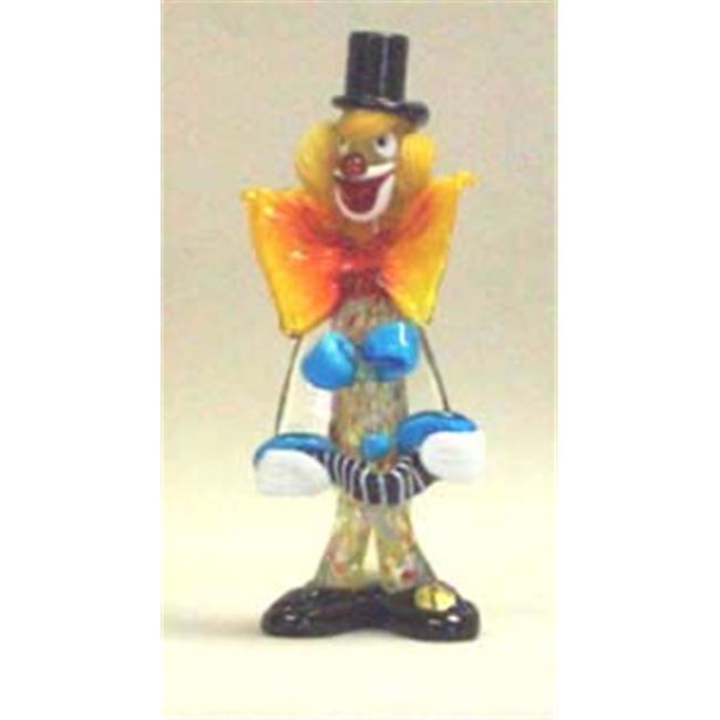 Belco FP-04A 9; Murano Glass Clown