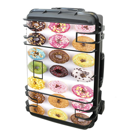 Skin Decal Vinyl Wrap for Seahorse SE-920 Case stickers skins cover / Donuts, Iced and sprinkles