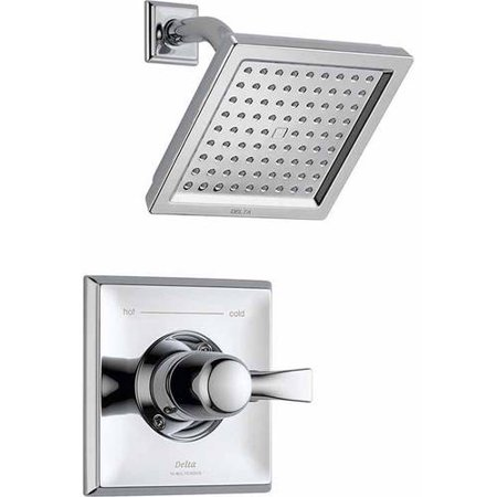 Delta Dryden Monitor 14 Series Shower Trim, - Delta Chrome Trim Shower