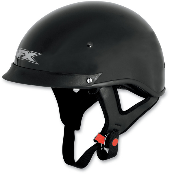 AFX FX-72 Half Helmet Black
