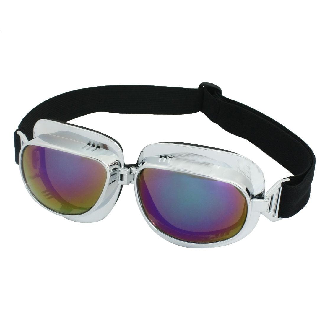 Woman Man Sport Coloured Lens Winter Eyewear Ski Snowboard ...