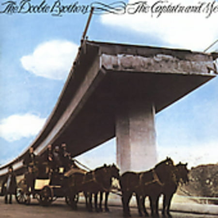 Doobie Brothers - Captain & Me [CD]