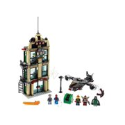 LEGO® Marvel Super Heroes® Spider Man Daily Bugle Showdown Playset | 76005