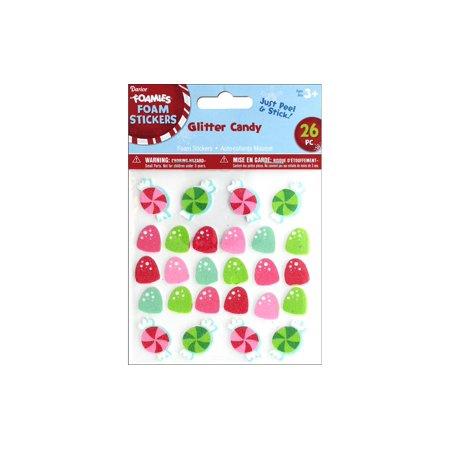 Darice Foamies Sticker Glitter Gum (Darice Foamies Stickers Glitter)