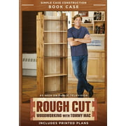 Rough Cut Woodworking: Simple Case Construction, Book Case (DVD)