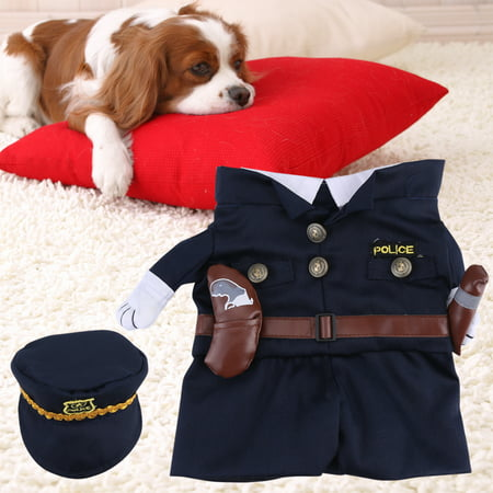 Halloween Themed Pet Names (Hilitand Dog Cat Pet Cosplay Outfit Clothes Halloween Christmas Theme Party Costume, Pet Cosplay Clothes, Puppy Party)