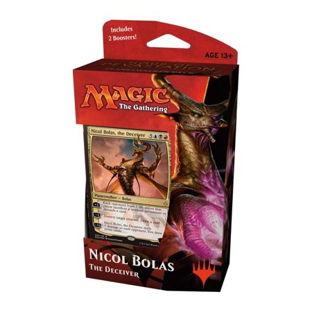 Magic The Gathering Hour Of Devastation Planeswalker Deck  Comes With 2 Booster Packs