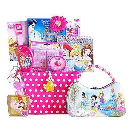 Disney Princess Christmas Gift Baskets Classic And Perfect Christmas ...