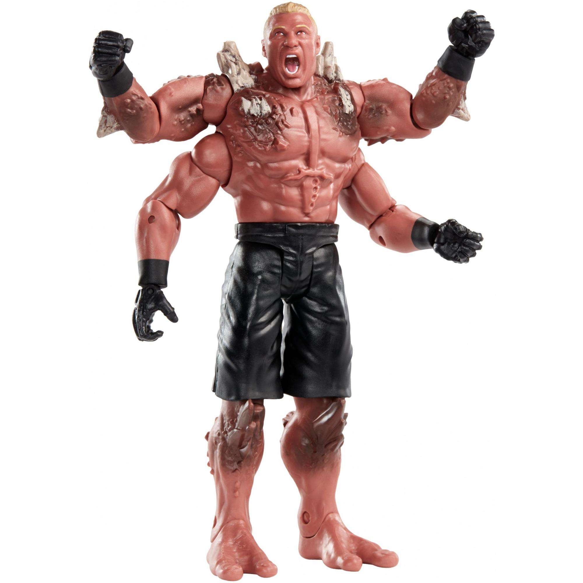 WWE Mutant Brock Lesnar Figure