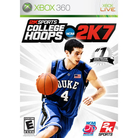 College Hoops 2K7 - Xbox 360 (College Video Game)