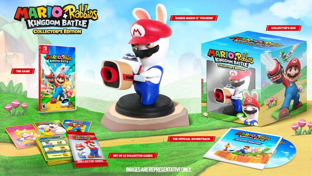 Mario + Rabbids Kingdom Battle Collector's Edition by