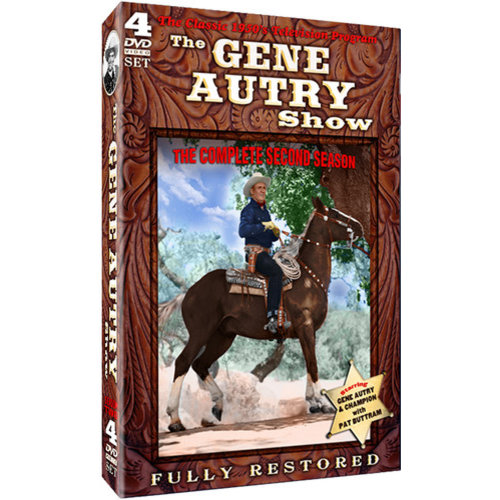 The Gene Autry Show: The Complete Second Season (Full Frame)