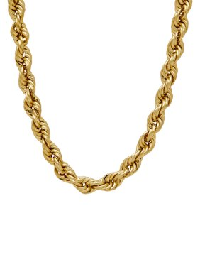 63f081e14d Product Image 10K Yellow Gold 4.9mm Rope Chain Necklace