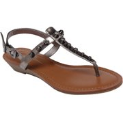 Jessica Simpson Lagarde   Open-Toe Synthetic  Slingback Sandal