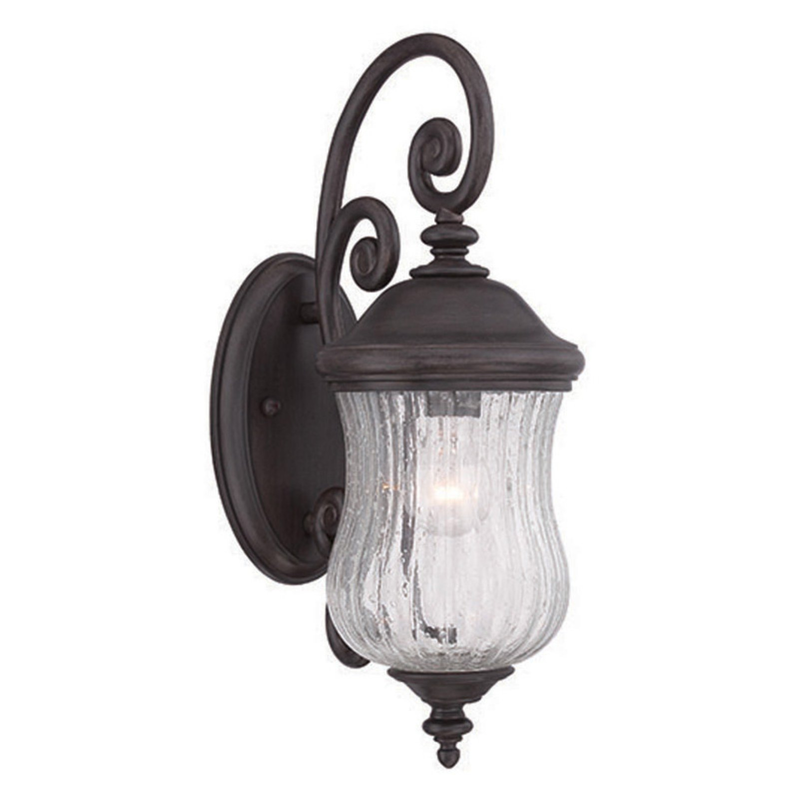 Acclaim Lighting Bellagio 1 Light Outdoor Wall Lantern Light Fixture