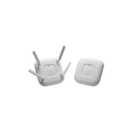 Cisco AIR-CAP2702E-A-K9 Aironet 2702E IEEE 802.11ac 1.27 Gbps Wireless Access Point - ISM Band - UNII Band - 2 x Network Cisco Wireless Home Network