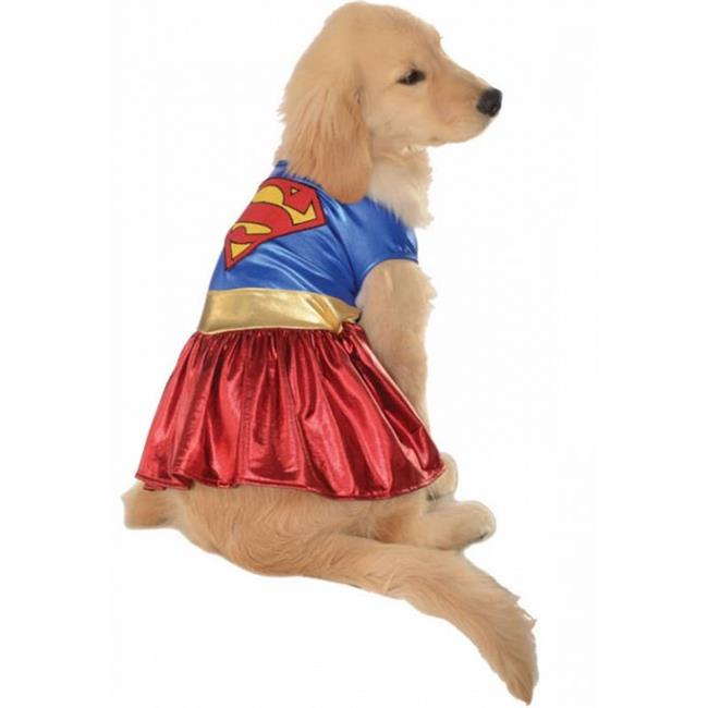 Pet Costume Supergirl Md