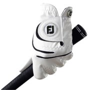 WeatherSof Mens Left Hand Only Golf Gloves (Right Hand Golfer) (Pack of 3)