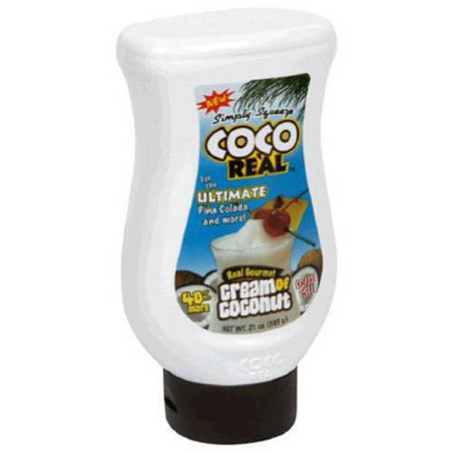 Coco Real Cream of Coconut, 21 oz