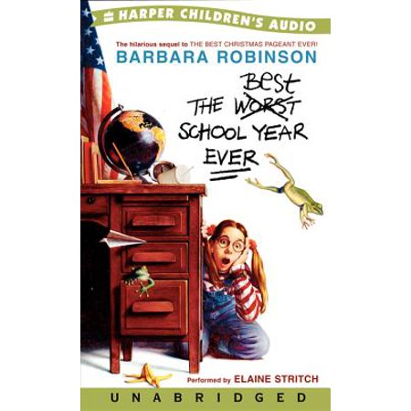 The Best School Year Ever - Audiobook (The Best Worst School Year Ever)