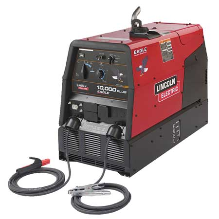 LINCOLN ELECTRIC Engine Driven Welder,Eagle 10,000 Plus K2343-3