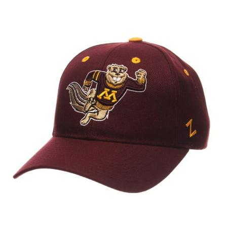 Zephyr Hats Minnesota Golden Gopher University Hat Cap NCAA College Baseball Minnesota Golden Gophers College Baseball