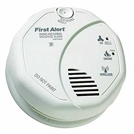 first alert sco500b olcombov wireless interconnect smoke. Black Bedroom Furniture Sets. Home Design Ideas