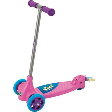 Razor Jr. 3-Wheel Scribble Kick Scooter