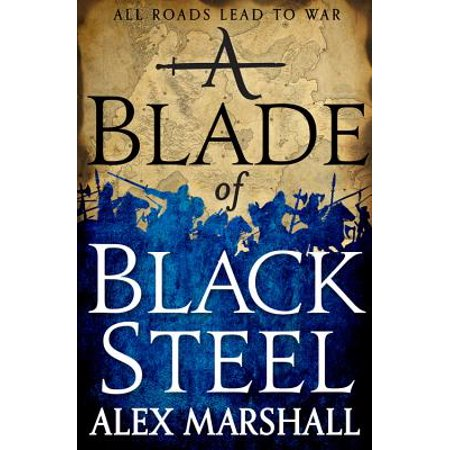 A Blade of Black Steel - eBook