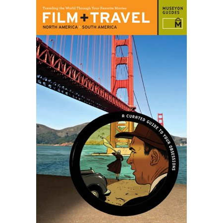 Film + Travel North America, South America - (A Map Of North America And South America)