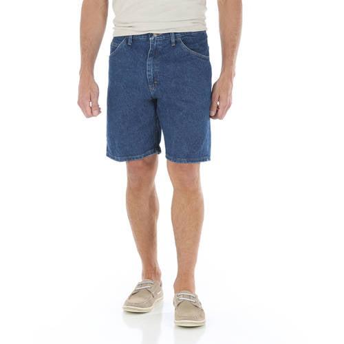 Wrangler - Big Men's 5-Pocket Denim Shorts