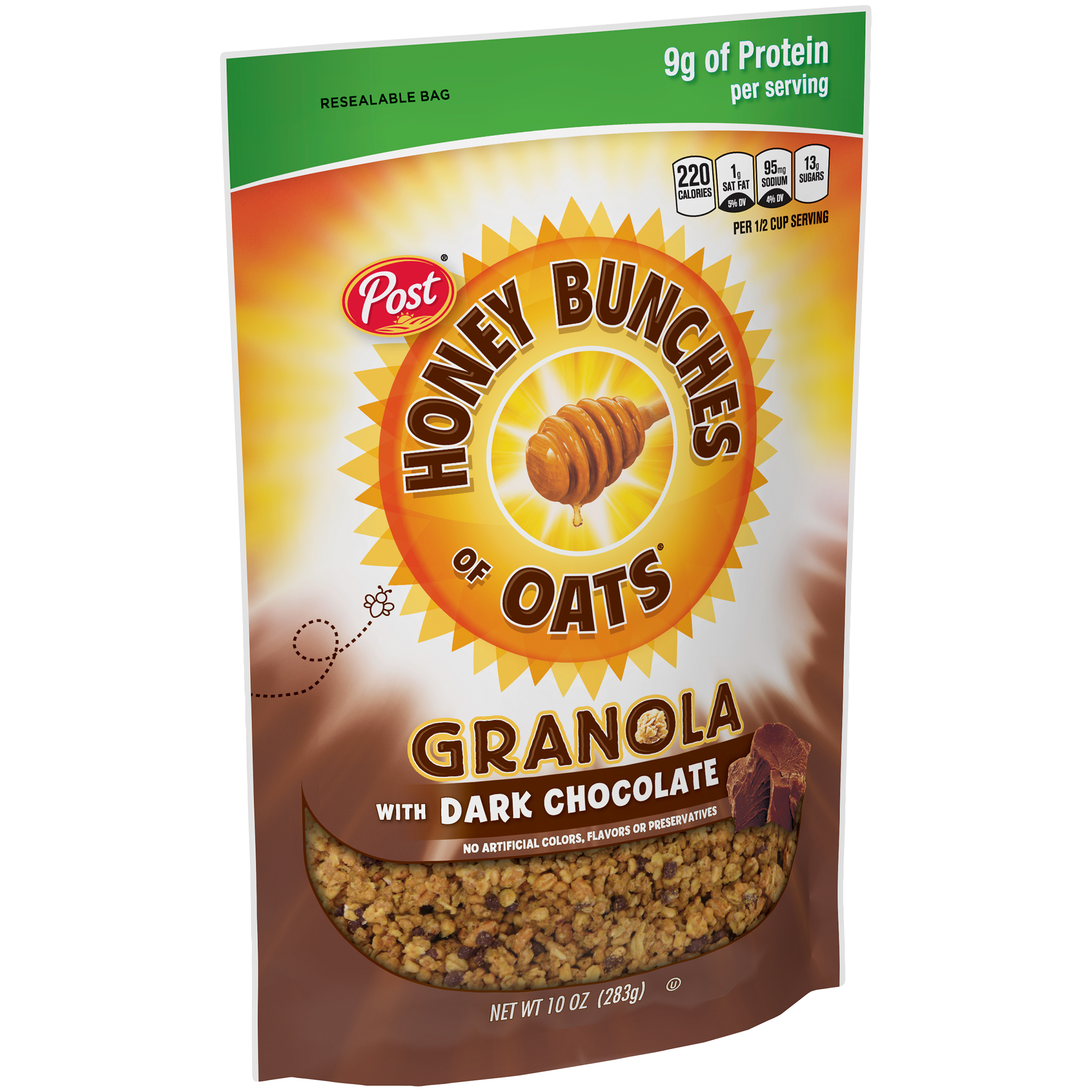 Post�� Honey Bunches of Oats�� Granola with Dark Chocolate 10 oz. Bag