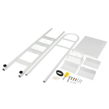 Freestanding Stand Storage Holder Cordless Handheld Vacuum Cleaner Stand Bracket For Dyson V6 V7 V8 V10 Stainless Steel Hand Vac