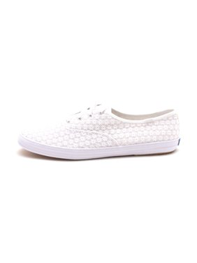 cd1b2a7cba8 Product Image Keds Womens Champion Mini Daisy Low Top Lace Up Fashion  Sneakers