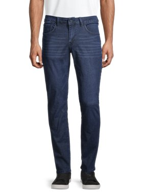IZOD Men's Slim Straight Fit Jeans