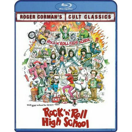 Rock 'n' Roll High School (Blu-ray) (Pj Soles Rock And Roll High School)