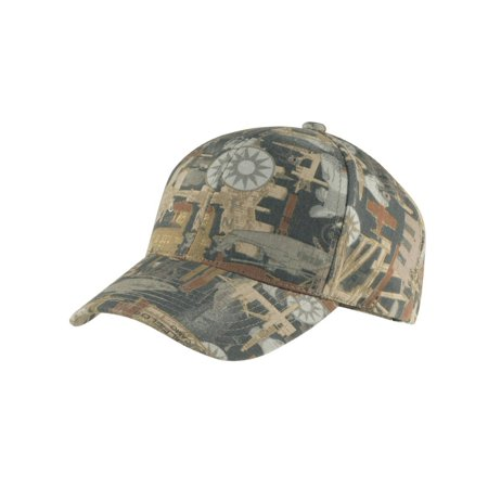 Top Headwear Professional Camouflage Baseball Cap](Professional Bald Cap)