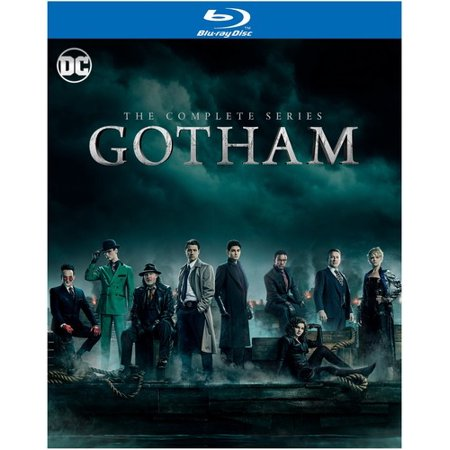 Gotham: The Complete Series (DC) (Blu-ray)